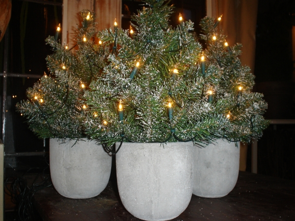 design kerstboom verlicht