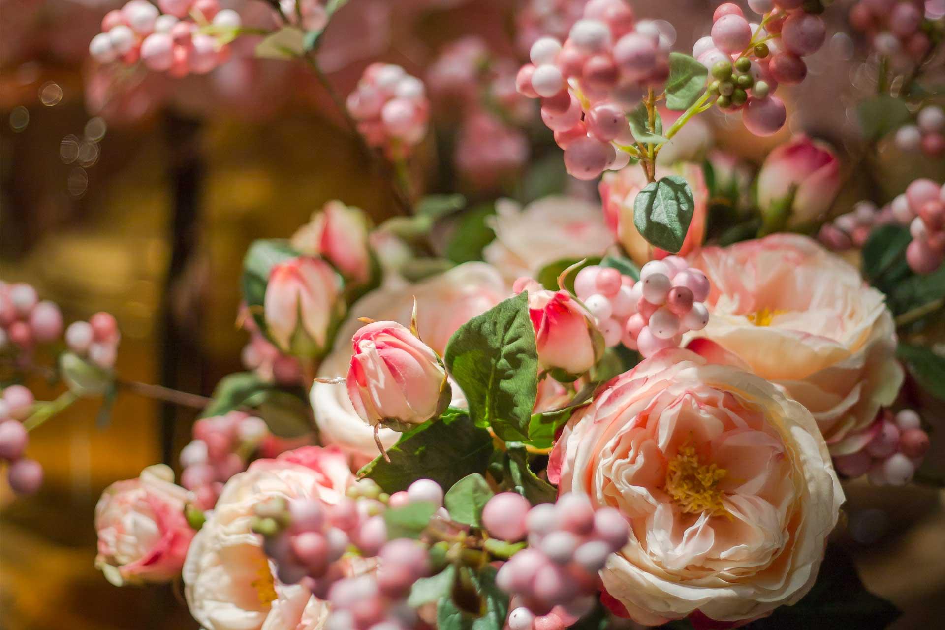Zijden bloemen bloemen francois van gurp for Bloemist breda
