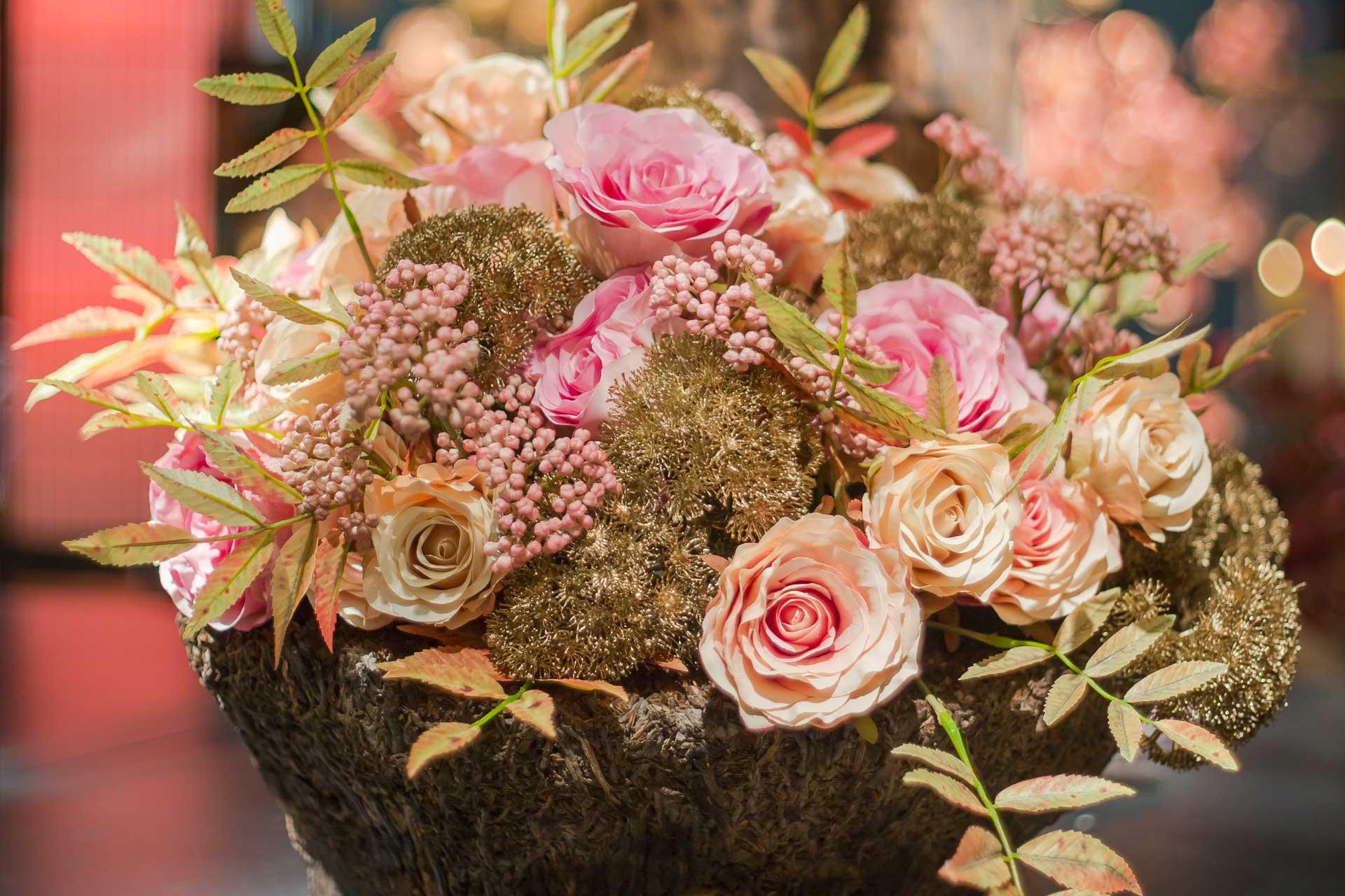 Verwonderlijk Zijden bloemen » Bloemen Francois van Gurp MC-85