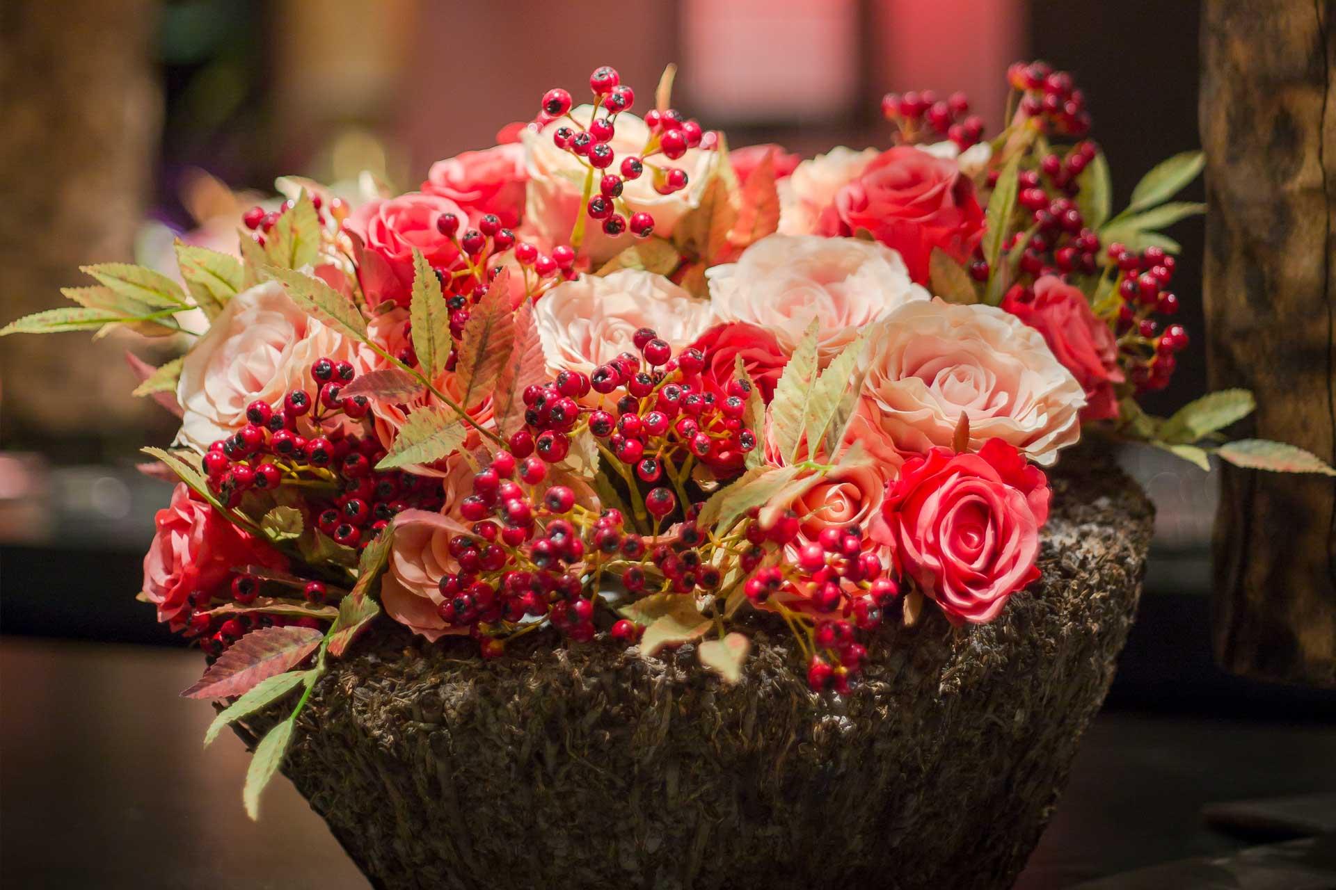 Nieuw Zijden bloemen » Bloemen Francois van Gurp DQ-78